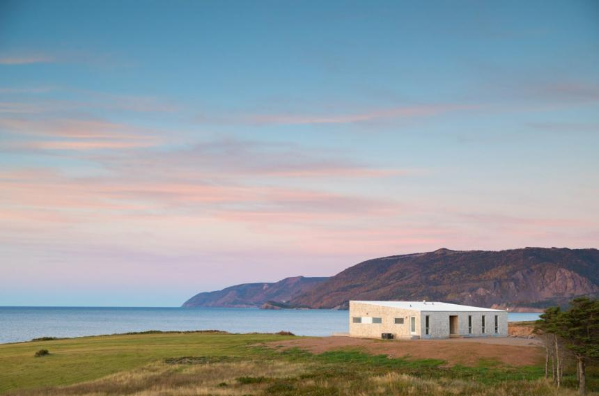 North Shore Modern Prefab Cape Breton